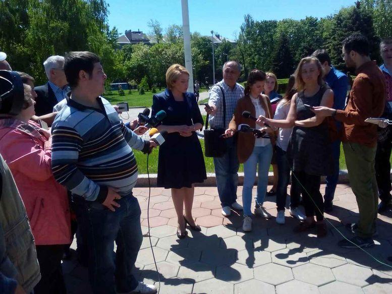 министр образования Лилия Гриневич - 2