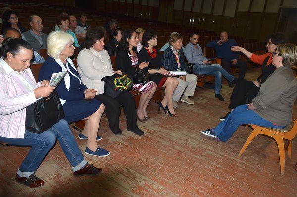 Народні депутати України - зустріч - Татарбунари - 2