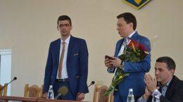 Новий голова райдержадміністрації - Балтський район