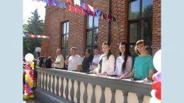 Останній шкільний дзвінок - Ананьївський район
