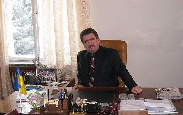 Призначення голови Захарівської РДА - 1