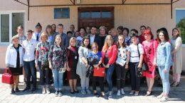 Семінар «Молодь і влада - форми взаємодії» - Саврань