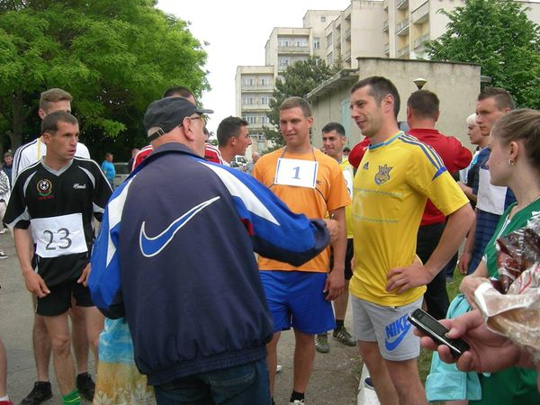 Сільські спортивні ігри - Одещина - 2