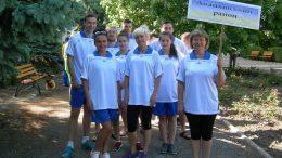 Сільські спортивні ігри - Одещина