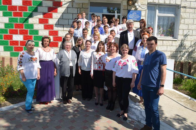 Училище у вишиванці - Татарбунари - 2
