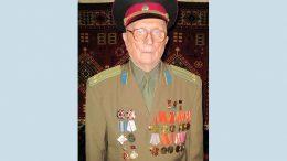 Ветеран Иван Мартынюк - Арциз