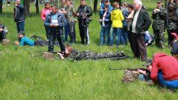 Військово-патріотична гра «Джура» - Саврань
