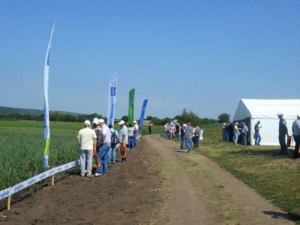 Всеукраїнський семінар на тему «Інтенсивна технологія вирощування часнику» -2