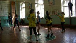 Змагання волейболістів - Ананьєв