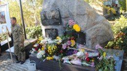 акт вандалізму на Меморіалі Слави
