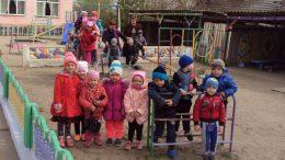 детский сад «Теремок» - с.Теплица