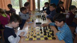 обласний дитячо-юнацький командний шаховий турнір