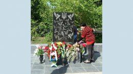 пам'ятник Героям Небесної Сотні - Захарівка