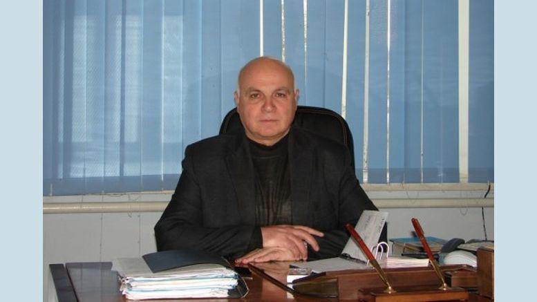 Ананьївський міський голова Павло Маковецький