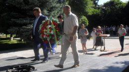 День скорботи и вшанування пам'яті жертв війни - Захарівка