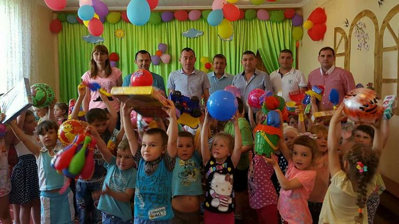 День захисту дітей - Березівка