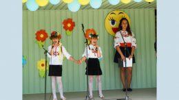День захисту дітей - Окни