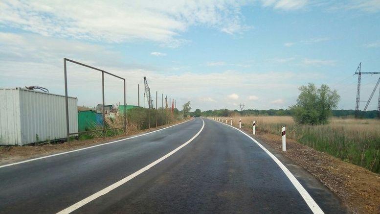 Дорога через Паланку