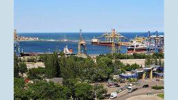 Ильичевский морской порт - грузооборот