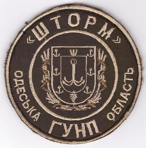 поліцейський батальйон «Шторм» - 1