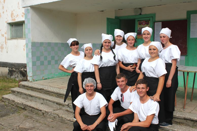 Команда кухарів - Савранське ПТАУ - 2