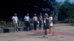Мітинг «Молитва Пам'яті» - Велика Михайлівка