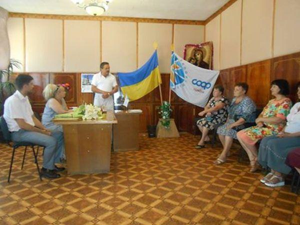 Міжнародний день кооперації - Велика Михайлівка - 1