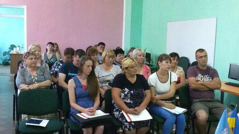 Відкрите засідання Форуму місцевого розвитку - Захарівка  - 2