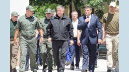 Візит Міністра внутрішніх справ Арсена Авакова та керівників МВС - Ізмаїл