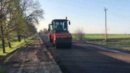 ремонт дороги Спасское — Вилково