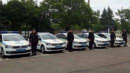 нові авто - поліція