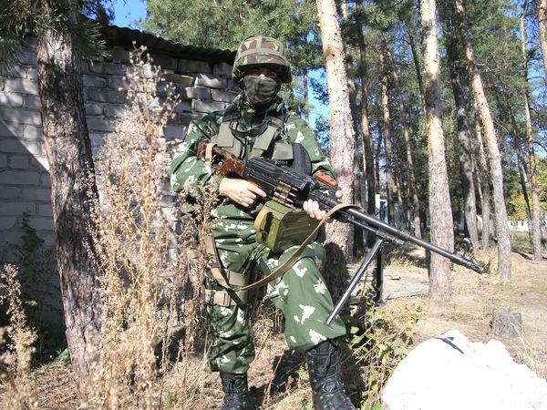 поліцейський батальйон «Шторм»-3