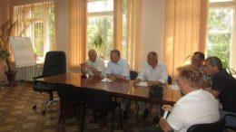 позачергове засідання комісії з питань техногенно-екологічної безпеки - Ананьєв
