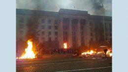 затримали підозрюваного у заворушеннях 2 травня 2014 в Одесі