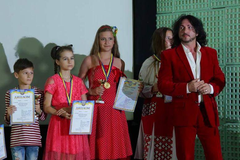 Международный фестиваль-конкурс искусств «Шум прибоя-2017» - Олеся Кичук