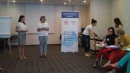 Тренінг «Просування політичної участі жінок в Україні»