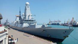В Одеський порт зайшли кораблі НАТО