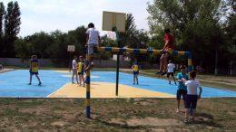 Відкриття оновленого шкільного спортивного комплексу - Арциз