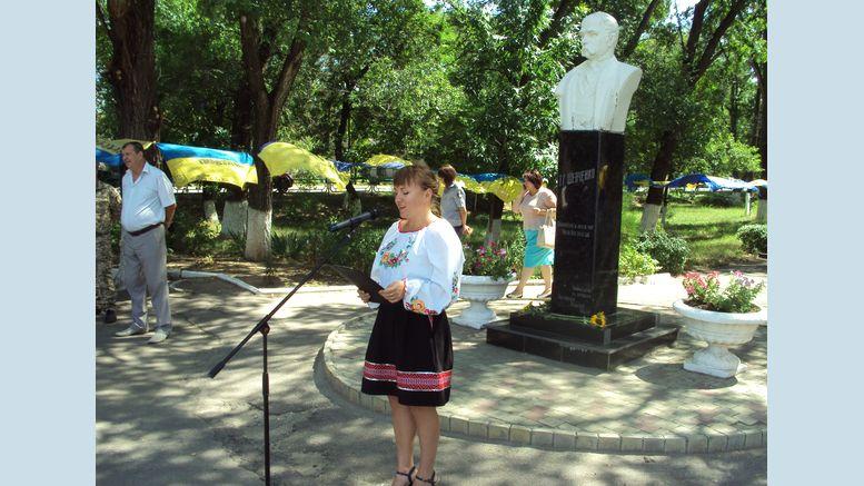 Всеукраїнська акція «Велика українська хода» - Арциз