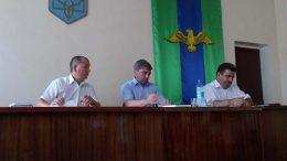 Засідання XVІ сесії Захарівської районної ради