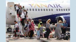 авіакомпанія YanAir - маршрут Тель-Авів - Одеса