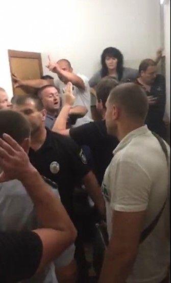 блокування суду - Ширяєво - 1
