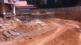 будівництво з порушеннями
