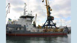 дноуглубление - морской порт Черноморск