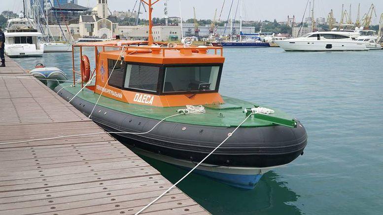 катер типу ріка-море