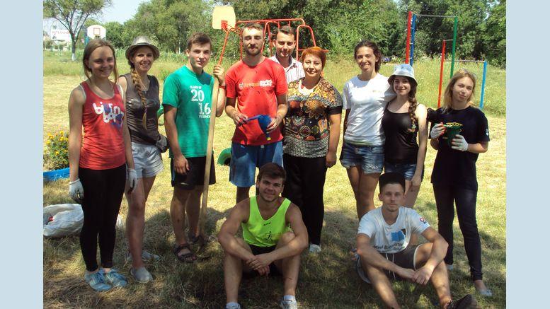 команда волонтерів - Арциз