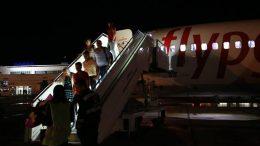 регулярний рейс Анкара - Одеса