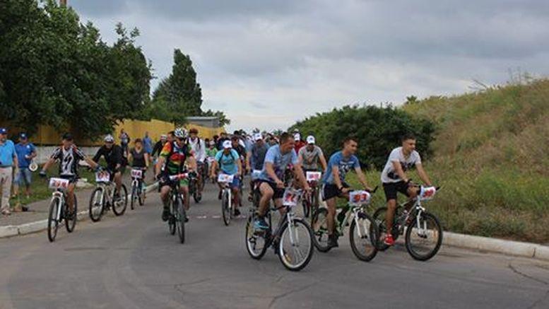 велопробіг - Южне
