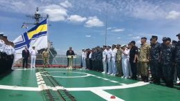 Президент України Петро Порошенко - приїзд до Одеси