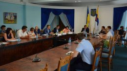 засідання регіонального штабу з підготовки до опалювального сезону